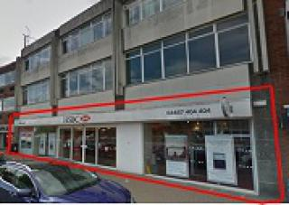 Teaser image for Retail to Rent in Church Road, Ashford, TW15