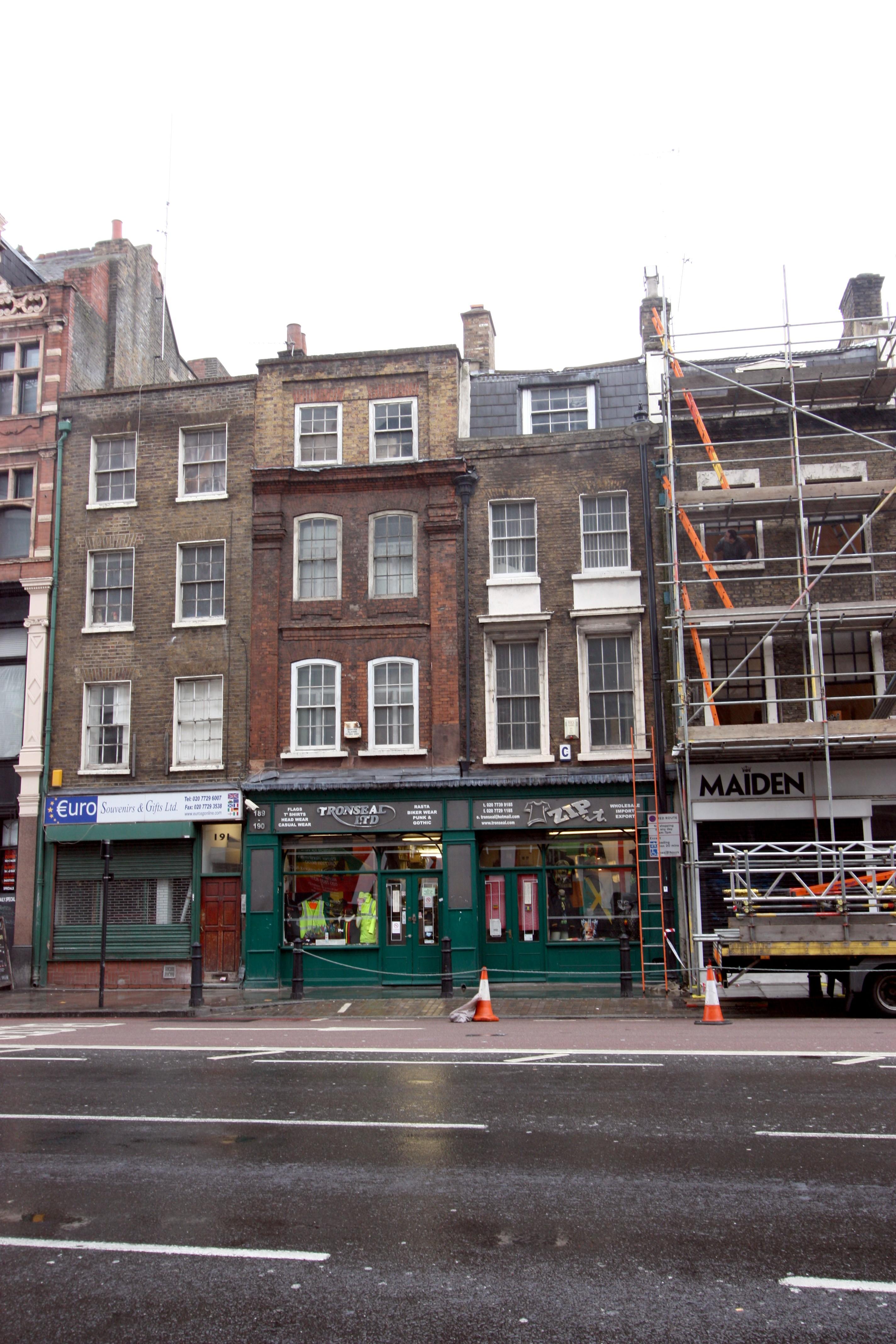 Shoreditch High Street: Shop/Retail/Catering