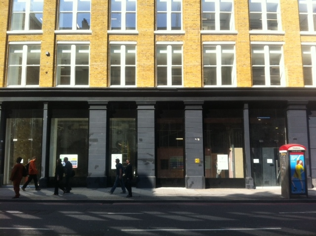 Image of Great Eastern Street, London, EC2A