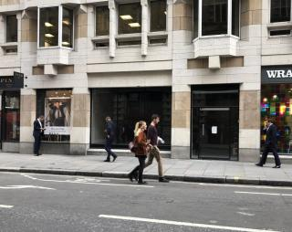 Teaser image for Retail to rent in Blomfield Street, City, London, EC2M