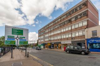 Teaser image for Office to rent in Darlington Street, Wolverhampton, WV1
