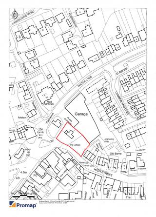 Teaser image for Development for sale in High Street, Angmering, BN16
