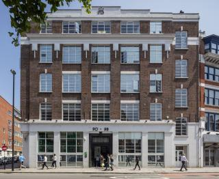 Teaser image for Office to rent in Goswell Road, Clerkenwell, London, EC1V