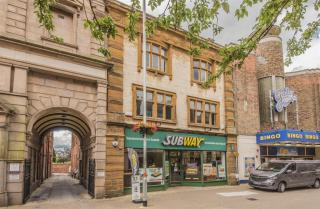 Teaser image for Retail to rent in High Street, Kettering, NN16