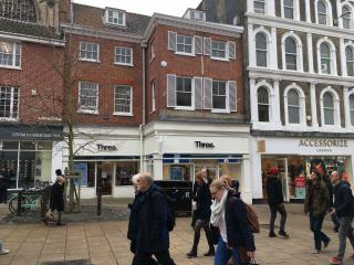 Teaser image for Investment for sale in Haymarket, Norwich, NR2