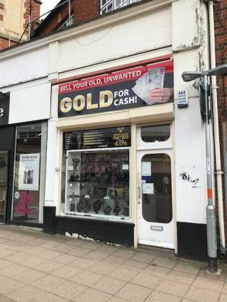 Teaser image for Retail to rent in Gold Street, Kettering, NN16