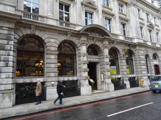 Teaser image for Retail to rent in Threadneedle Street, City, London, EC2R