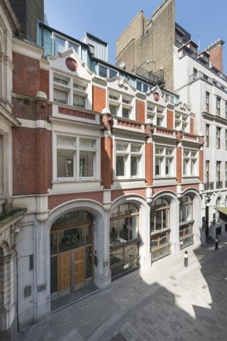 Teaser image for Office to rent in Austin Friars, City, London, EC2N