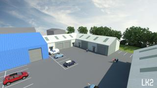 Teaser image for Industrial for sale in Saxilby, Lincoln, LN1