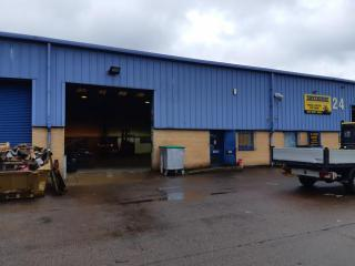 Teaser image for Industrial to Rent in Hainault Road, Little Heath, Romford, RM6