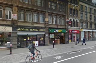 Teaser image for Retail to rent in Aldgate High Street, City, London, EC3N