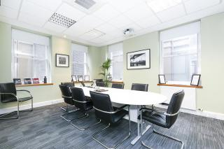 Teaser image for Office to rent in Devonshire Square, City, London, EC2M
