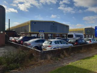 Teaser image for Industrial for sale in Lancaster Road, Carnaby, Bridlington, YO15