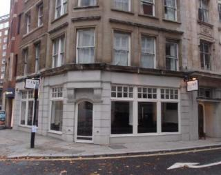 Teaser image for Retail to rent in Little Britain, Smithfield, London, EC1A