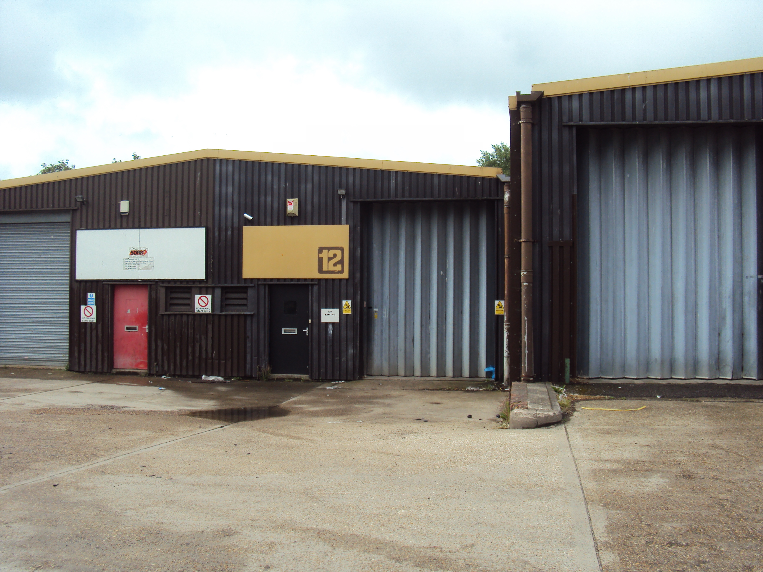 Image of Beeching Park Industrial Est, Bexhill on Sea, TN39