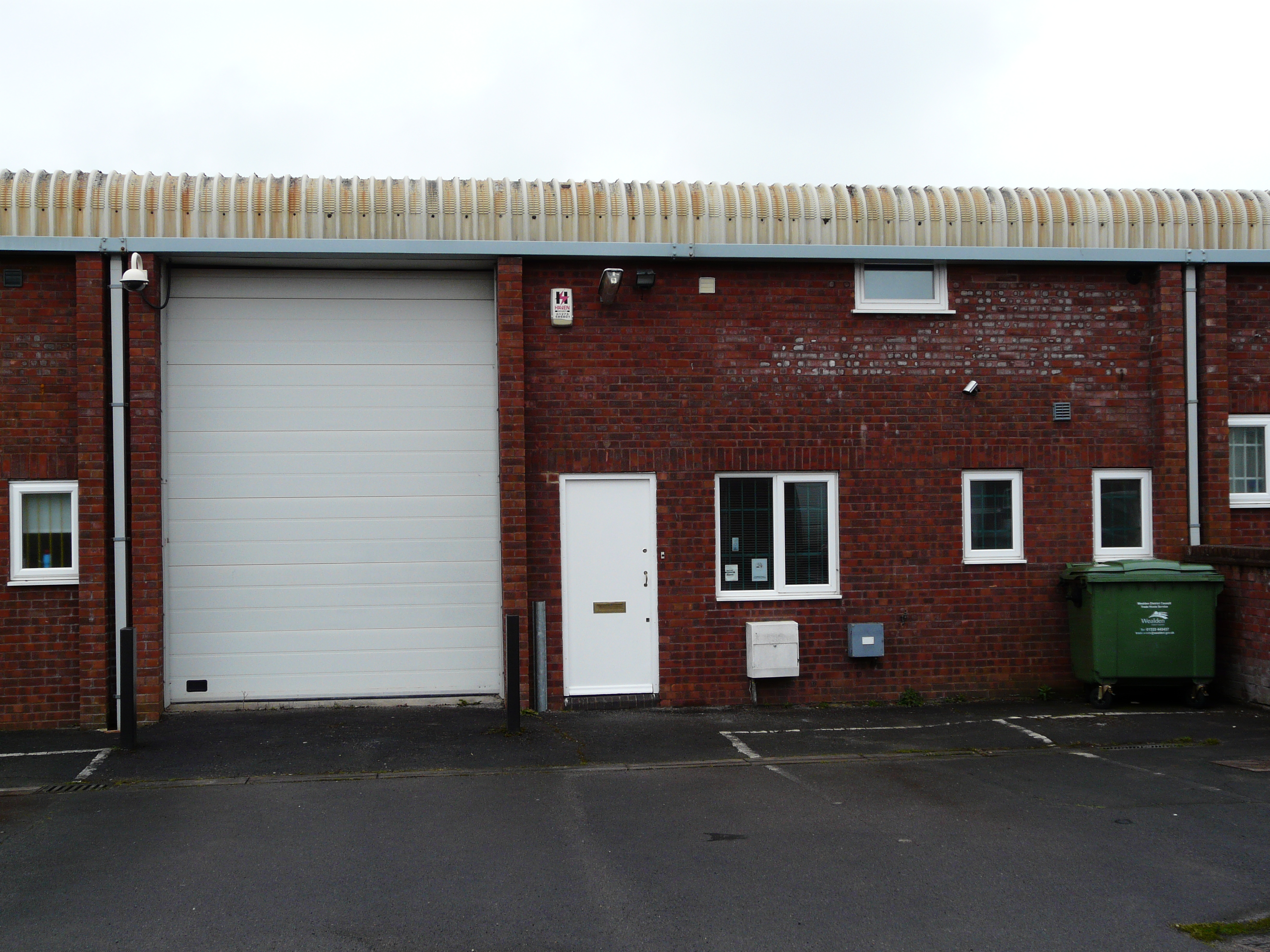 Image of Ghyll Road Industrial Estate, Heathfield, TN21