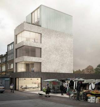 Teaser image for Development for sale in Ridley Road, Dalston, London, E8
