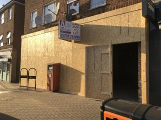 Teaser image for Retail to Rent in Collier Row Road, Collier Row, Romford, RM5