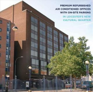 Teaser image for Office to rent in Humberstone Gate, Leicester, LE1