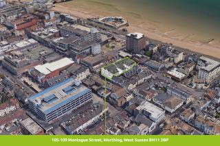 Teaser image for Development for sale in Montague Street, Worthing, BN11