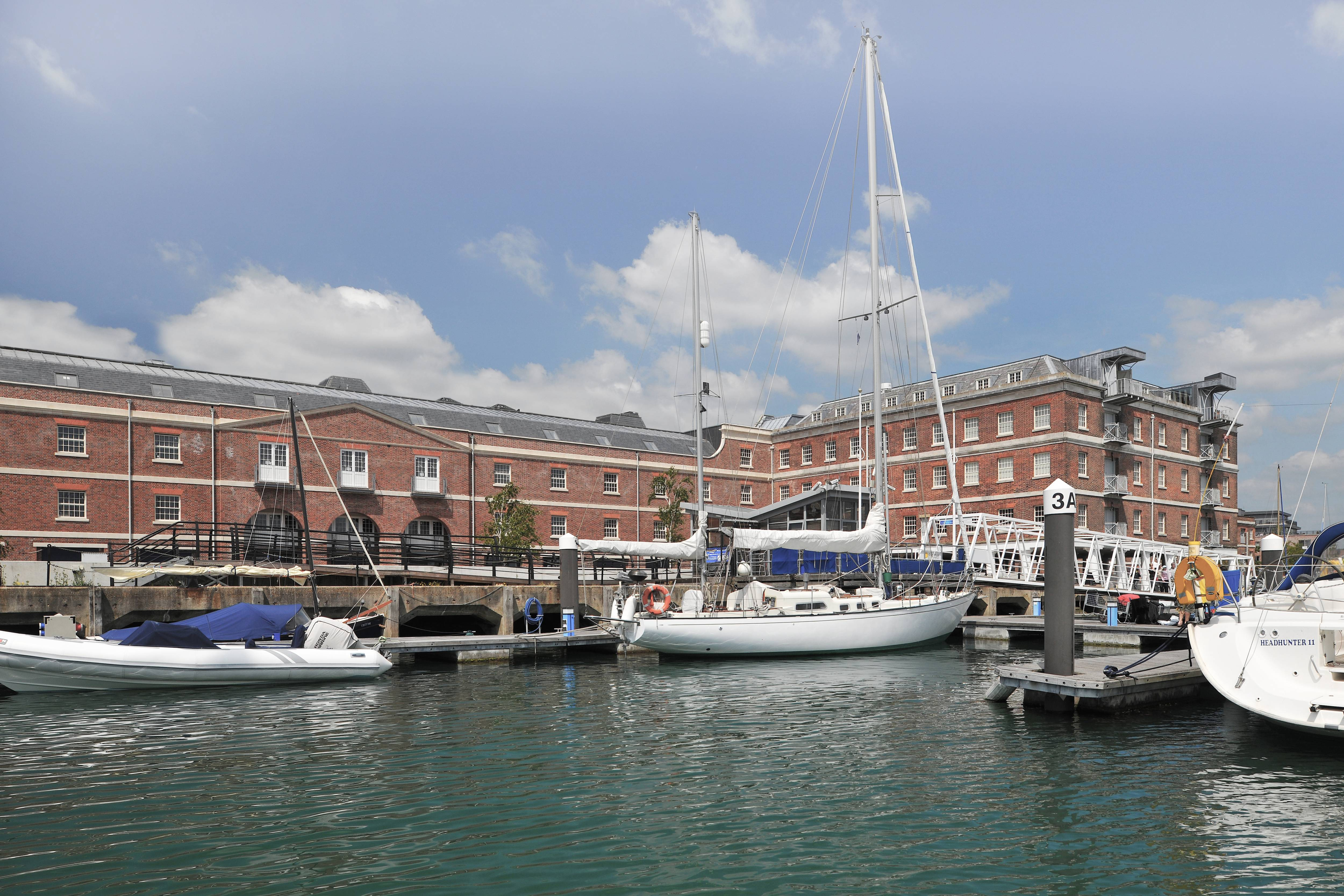 Image of Royal Clarence Marina, Portsmouth, PO12