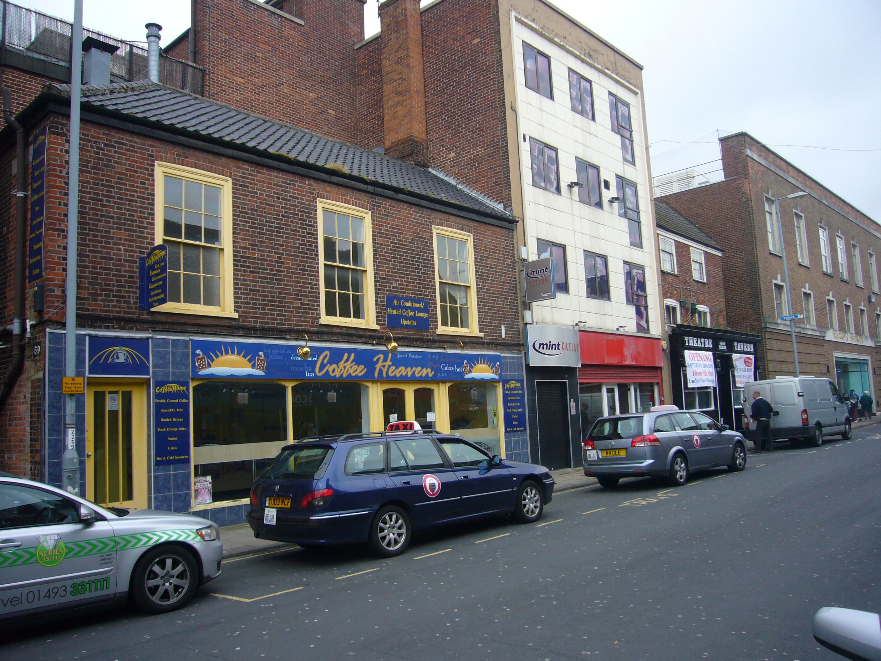 Image of Theatre Plain, Great Yarmouth, NR30
