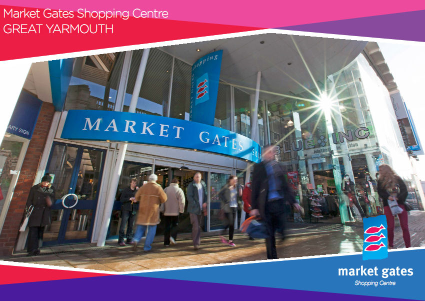 Image of Market Gates Shopping Centre, Great Yarmouth, NR30