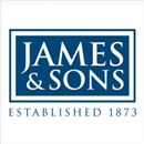 James & Sons logo