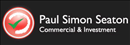 Paul Simon Seaton logo