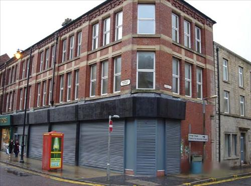 Image of Knowsley Street, Bolton, BL1